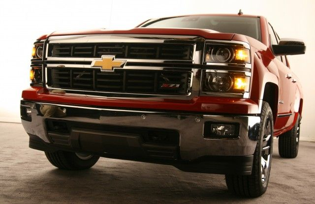 The 2014 Chevrolet Silverado! Sick Truck, Can't wait for this baby!