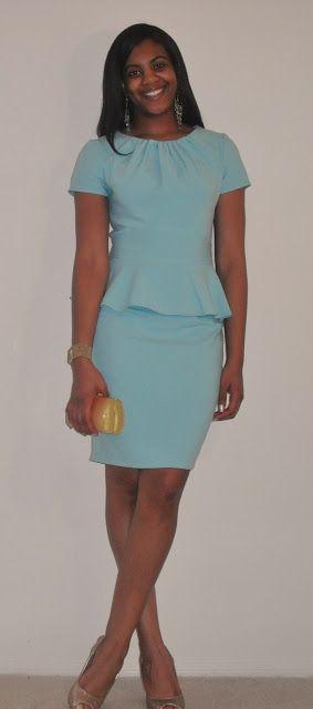 Dress: Dorothy Perkins; Shoes: Cato's; Clutch: Burlington Coat Factory