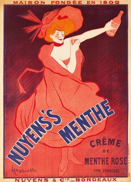 Nuyen's Menthe 1902