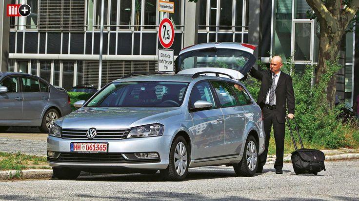 VARIANT ALS LEASING-RÜCKLÄUFER SCHON AB 10 000 EURO Wie gut ist der Passat-Kombi als Gebrauchter?