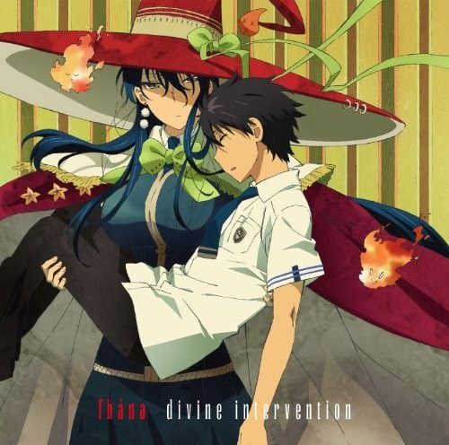 Witch Craft Works OP Single – divine intervention  ▼ Download: http://singlesanime.net/single/witch-craft-works-op-single-divine-intervention.html