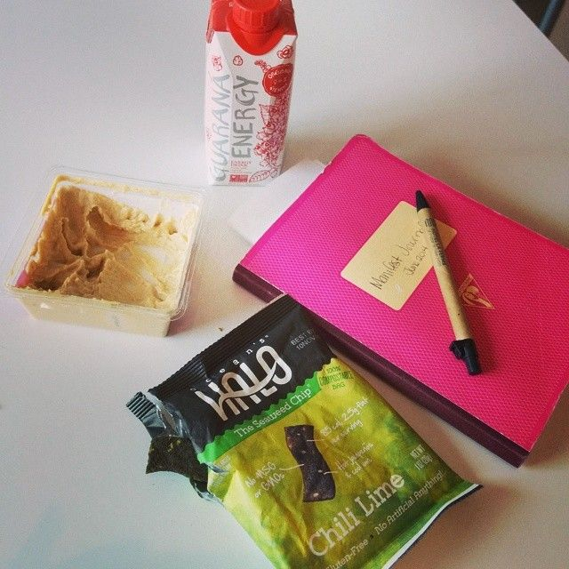 Vegan Cuts co-founder Jill does her summer journaling while snacking on Ocean's Halo seaweed chips and hydrating with Organic Gemini guarana coconut water.   Hydrate and energize: http://brinx.it/AlC Get your seaweedy snack on: http://brinx.it/Al3