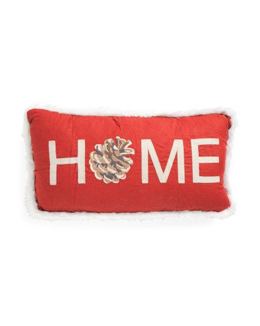 ENVOGUE Pillow from tjmaxx | Dec