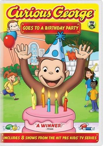 Frank Welker & Jeff Bennett - Curious George Goes to a Birthday Party