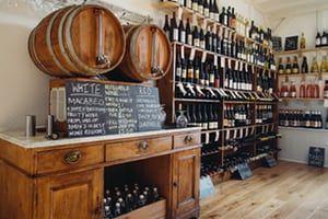Wright's Food Emporium: part-deli, part-bottle shop, part-restaurant.