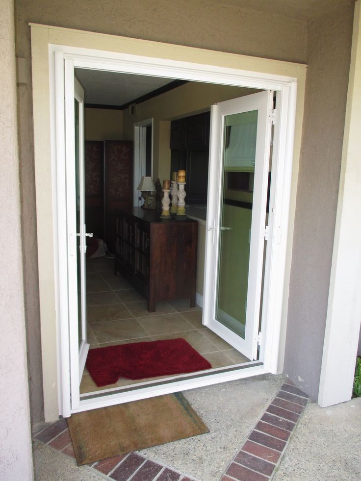 Best 25 retractable screen door ideas on pinterest for Retractable patio doors