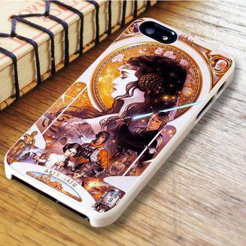 Star Wars Collage Luke Skywalker iPhone 6 | iPhone 6S Case