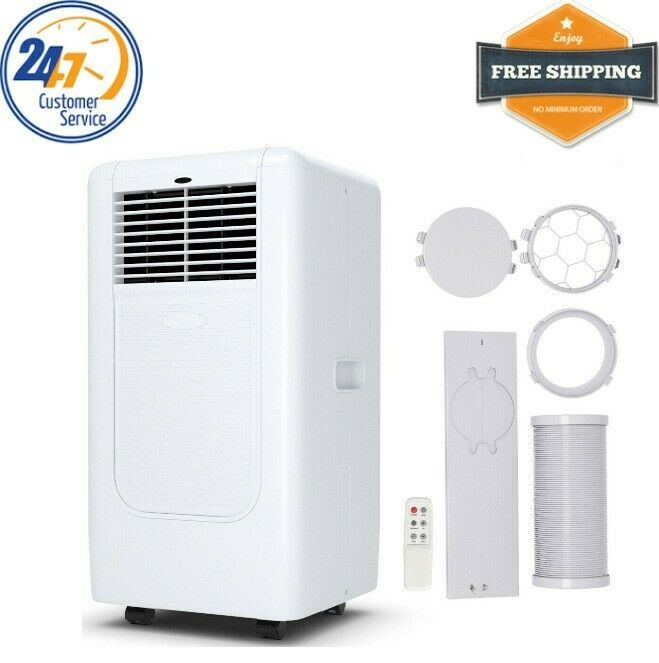 Portable Air Conditioner Cooler Ac Unit Dehumidify Function Remote For Home Room Home Garden Home With Images Cooler Ac Unit Portable Air Conditioner Air Conditioner
