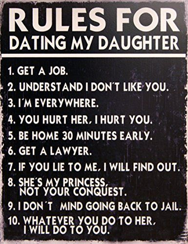 Rules of dating usa