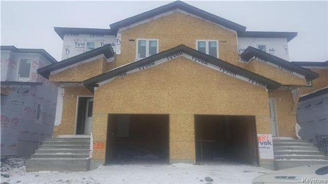 FOR SALE: 24 MILLPOND PATH ($309,900) WATERFORD GREEN'S MODERN DESIGN & AFFORDABLE 2 STOREY SIDE BY SIDE, 3 BEDROOMS, 2.5 BATHROOMS, FULL BASEMENT, SINGLE ATTACHED GARAGE , & CONCRETE FRONT DRIVEWAY. LAMINATE FLOORINGS ON MAIN FLOOR, TRIPLE PANE WINDOWS, MAPLE CABINETS. GST INCLUDED.