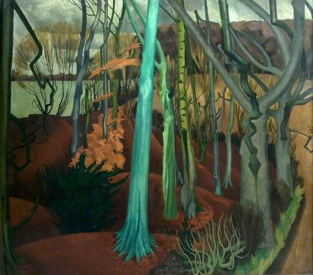 John Nash - The Dingle Winter