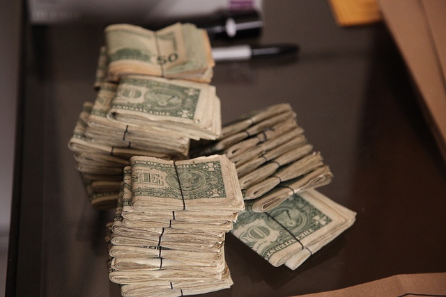 Drug Money Stacks - ma