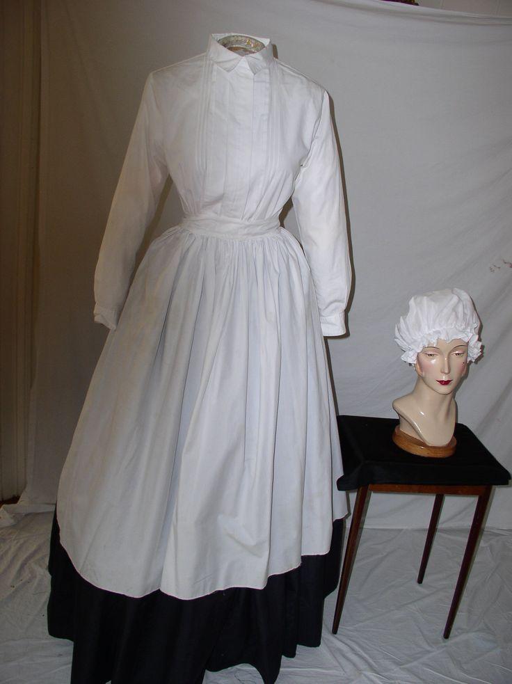 Civil War Nurse's uniform