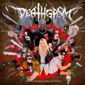 DEATHGASM artwork by Sam Turner.
