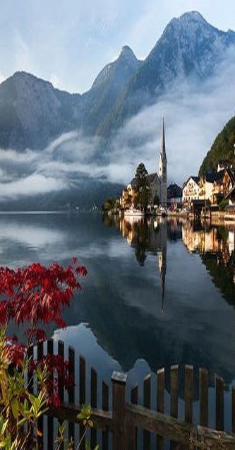 AUSTRIA - HALLSTATT - don`t forget when traveling in austria  - The Most Instagrammed Town in Austria .....