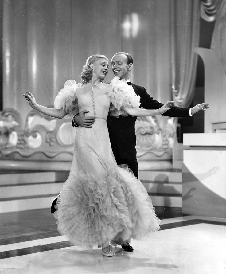 fred astaire and ginger rogers off screen relationship