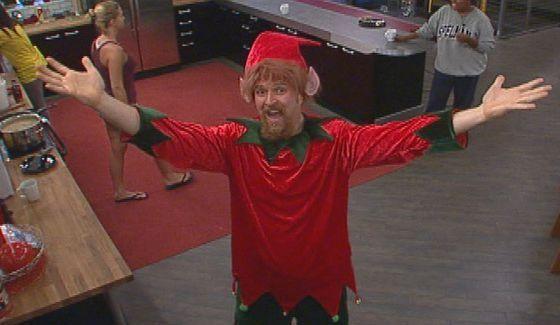 Adam as an elf