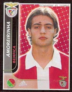 Amoreirinha, SL Benfica