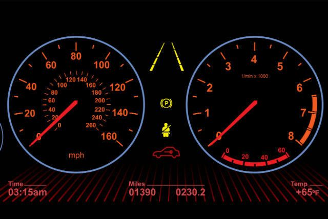 The Meanings Behind These 15 Symbols On Your Car's Dashboard | Mental Floss