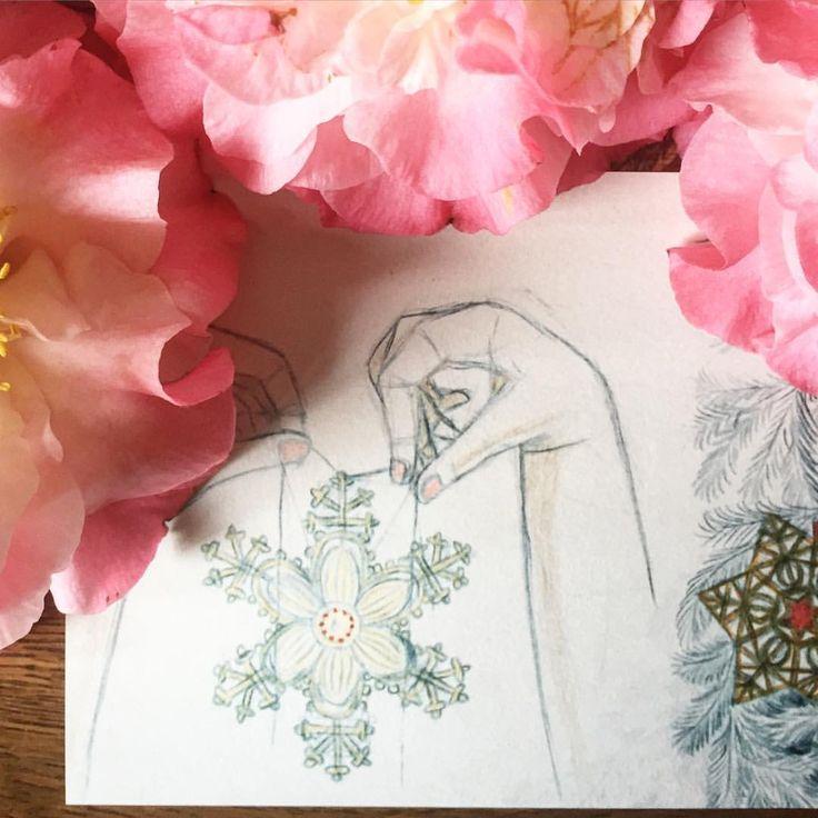 Le meravigliose cartoline illustrate da Cristina Pieropan #fulminoeditore