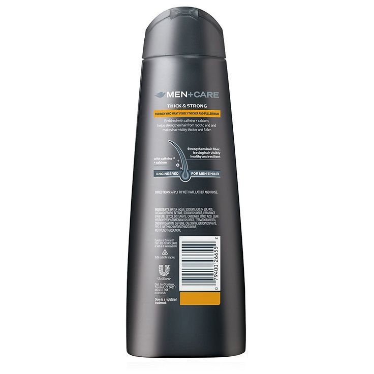 Dove Men Care 2 in 1 Shampoo and Conditioner, Thick and Strong 12 oz, 4 count >>> Be sure to check out this helpful article. #hairstyle