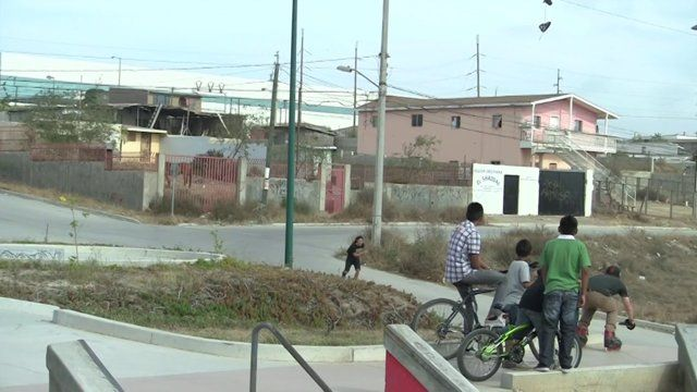 woodward west and a 540 in Mexico  thanks Miguel Ramos and Kevin Yee for filming