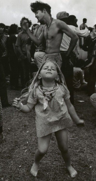 Woodstock Girl, 1969