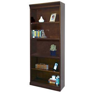 Kathy Ireland Home By Martin Fulton Kih Open Bookcase Furniture