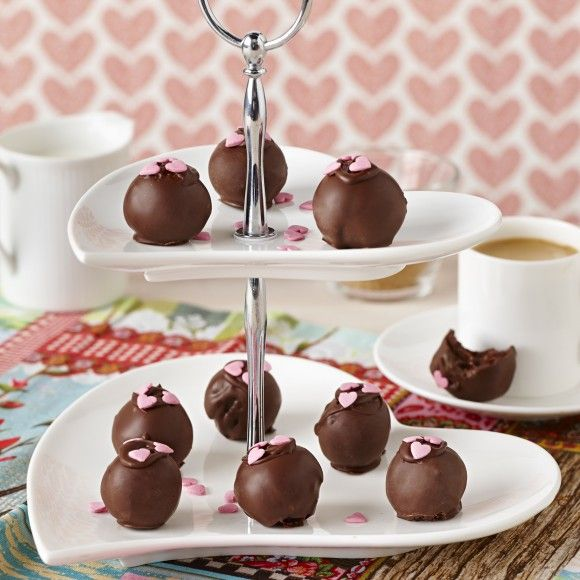 Check out Cherry Ripe Truffles on myfoodbook