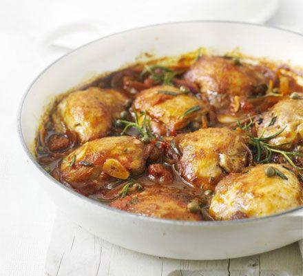 Italian Rosemary Chicken Casserole