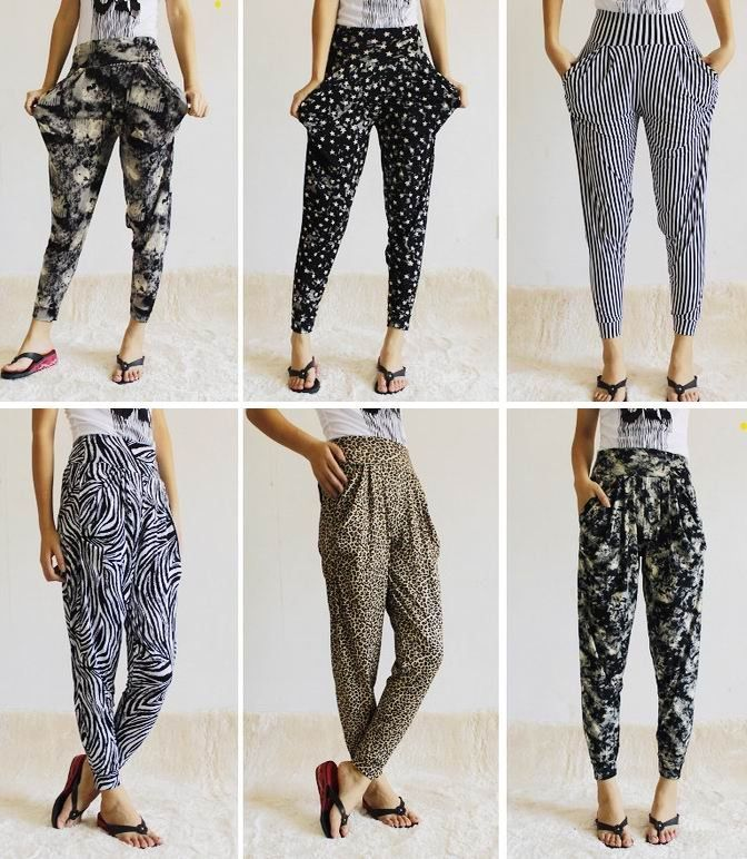 hareem pants! love these