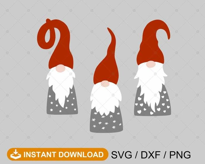 Download gnome svg,cricut svg,silhouette svg,Vector,Clipart,DXF,PNG ...
