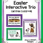 Three Interactive Christian Classroom activities to engage your learners.  The set includes:  The Lord's Supper I Have Who Has Activity: This is a ...
