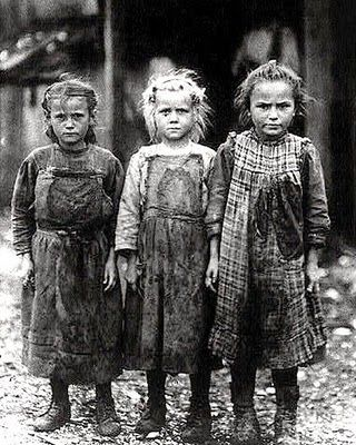 1930s Children of The Great Depression