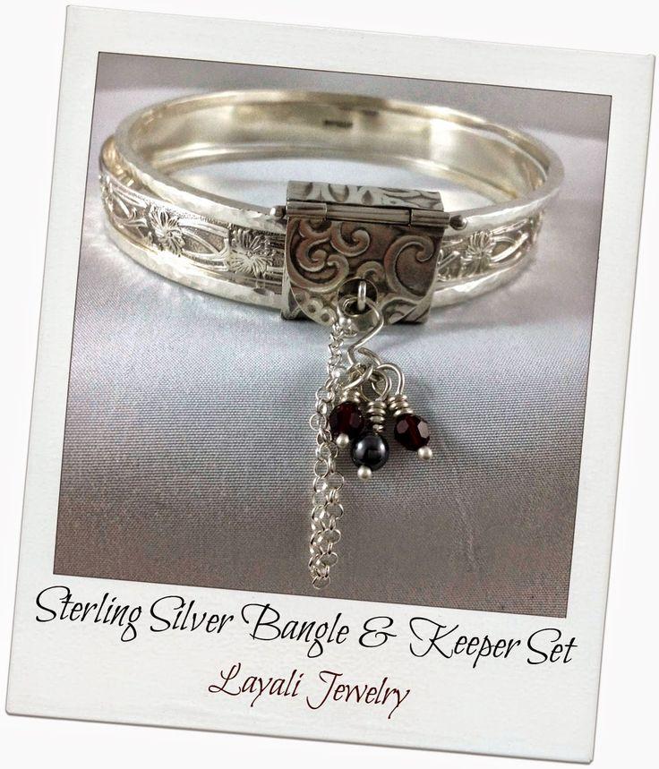 Layali Jewelry - Artist Interview:  Beautiful handcrafted jewelry by Vancouver Island Artisan, Shirley Alexander of Layali Jewelry on Etsy http://www.layalijewelry.com