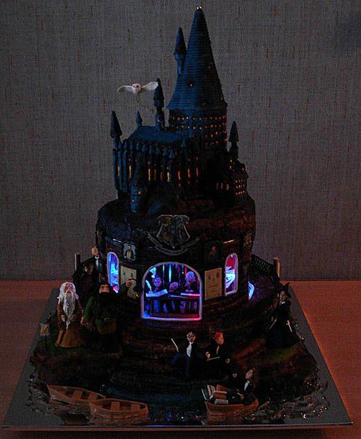 Potter Bakery Fruit Cakes