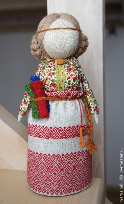 """Народные куклы ручной работы. Ярмарка Мастеров - ручная работа Кукла-оберег """"Макошь"""". Handmade."""
