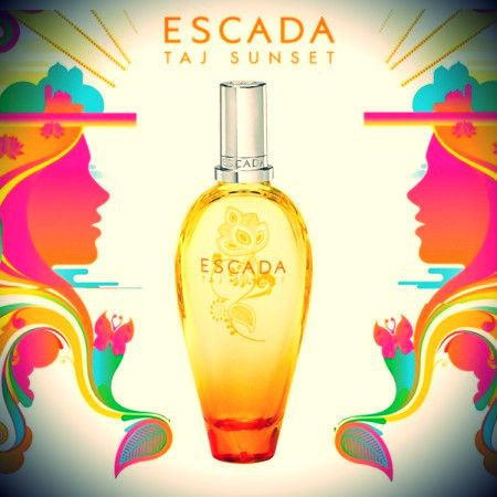 Escada perfume Taj Sunset Another one, Love this one and I am lucky enough to own it :)