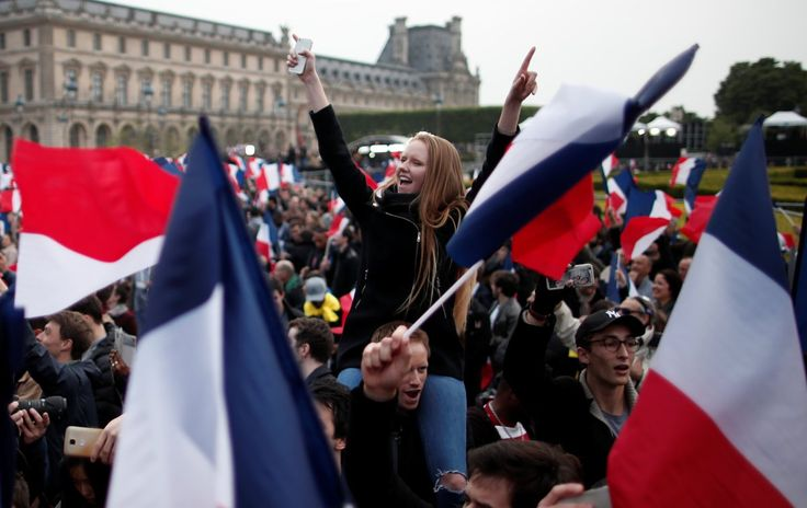 By Sudip Kar-Gupta PARIS (Reuters) – Emmanuel Macron was elected president of France on Sunday with a business-friendly vision of European integration,defeating Marine Le Pen, a far-right na…
