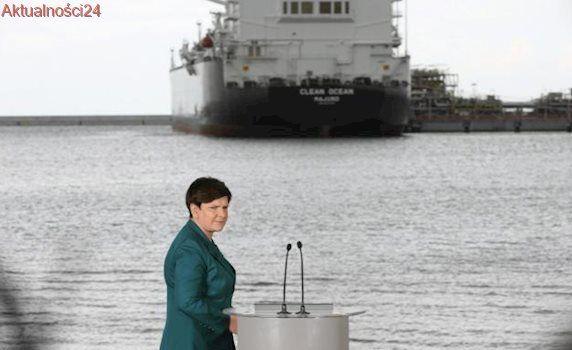 """Władze USA zadowolone z rozpoczęcia dostaw gazu ziemnego do Polski. """"Stany Zjednoczone gratulują..."""""""