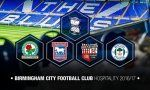 VIP Ticket to a Choice of Birmingham City FC Game St Andrews Stadium from 69.00 Groupon