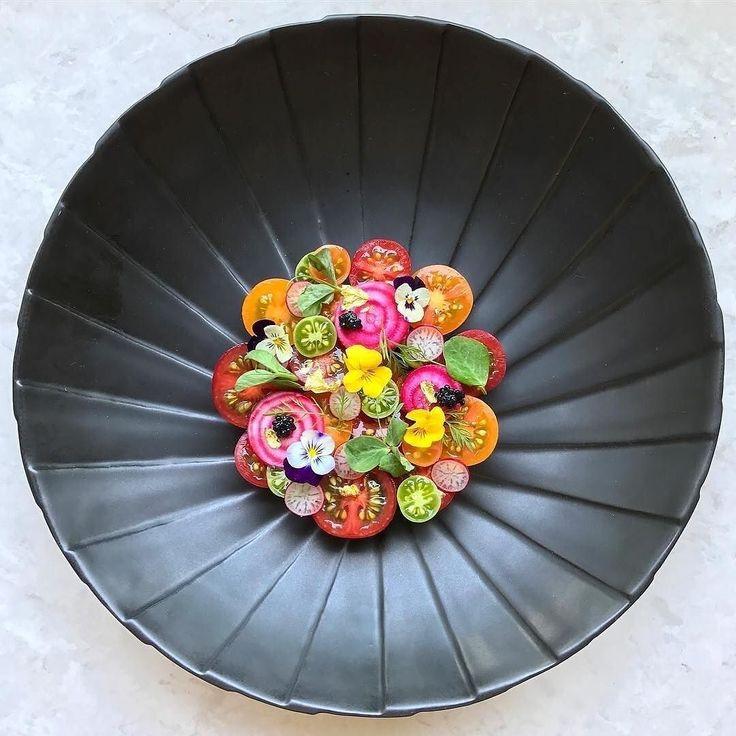Tomaten Salat ~ ღ Skuwandi