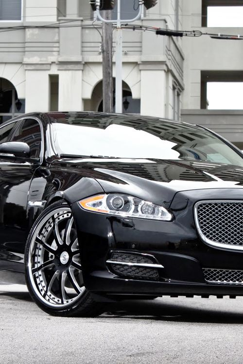Damien's Jaguar XJL. One of his indulgences. A Jaguar. He liked it, liked driving it fast, liked the new smell of it. When that smell wore off, he'd immediately buy another. He had few enough pleasures in this life.
