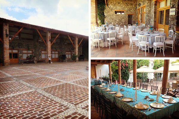 Una boda en el Hotel Hacienda Cantalagua #bodas #ElBlogdeMaríaJosé #Hacienda #BodasenHacienda #México#CeremoniaBoda #RecepciónBoda