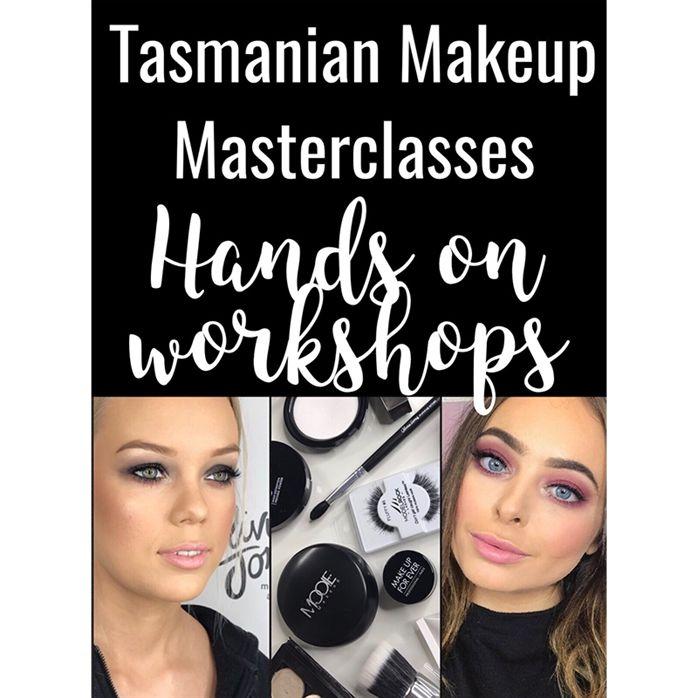 Makeup Worshop Devonport Tasmania..