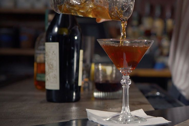 Our own spirits expert Noah Rothbaum takes us behind the scenes of the classic Manhattan cocktail. Learn the drink's origins and, of course, how to make a perfect version yourself.