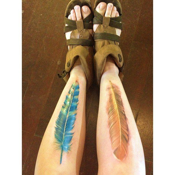 Cleef and Feather Tattoos Find out what pictures won the #bfsummerlovin contest on the B. Log!