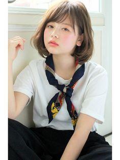 アンアミ オモテサンドウ(Un ami omotesando)【Un ami】メルトカラー×無造作ウェーブ×エアウェーブ(高橋)