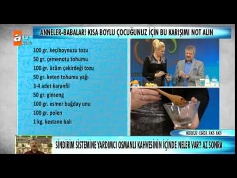 Ahmet Maranki Boy Uzatma Kürü - YouTube