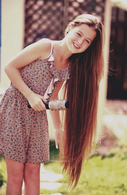 "How To Grow Your Hair Super Long. The Hair ""Do's"" And ""Don'ts""! #Beauty #Trusper #Tip"